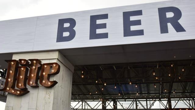 Le Miller Lite Beer Hall à New York. (Photo d'illustration)