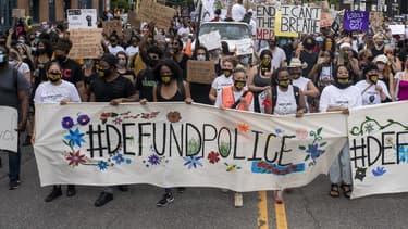 Manifestation le 6 juin 2020 à Minneapolis