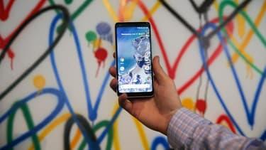 Google a présenté son Pixel 2.