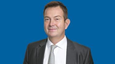 Stéphane Furet, cogérant du fonds Dorval Manageurs, classé meilleur fonds d'actions française en 2015.