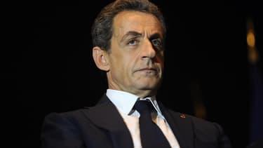 Nicolas Sarkozy plaide notamment pour une baisse massive des impôts.