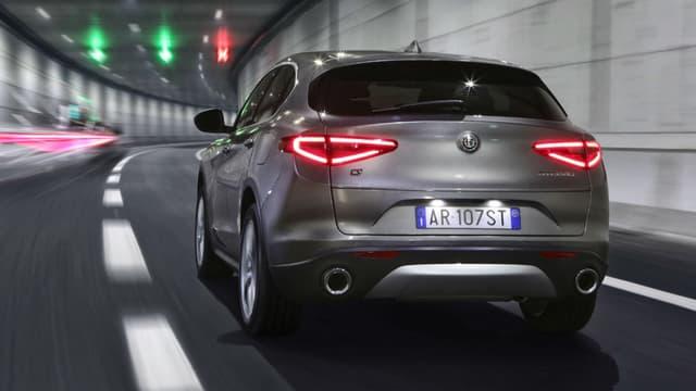 Avec le Stelvio, puis deux autres SUV, Alfa Romeo compte gagner des parts sur le marché de flottes d'entreprise.