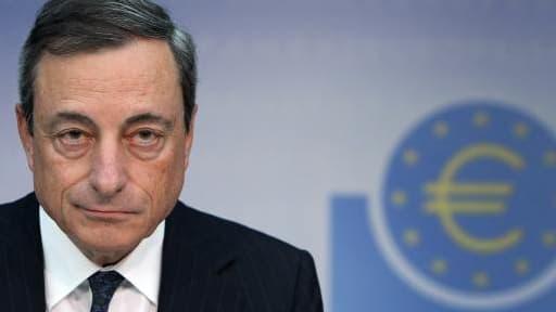 Mario Draghi avait annoncé un important cocktail de mesures début juin.