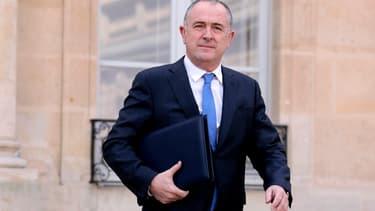 Didier Guillaume, ministre de l'Agriculture