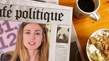 Julie Gayet dans un clip de soutien à Anne Hidalgo