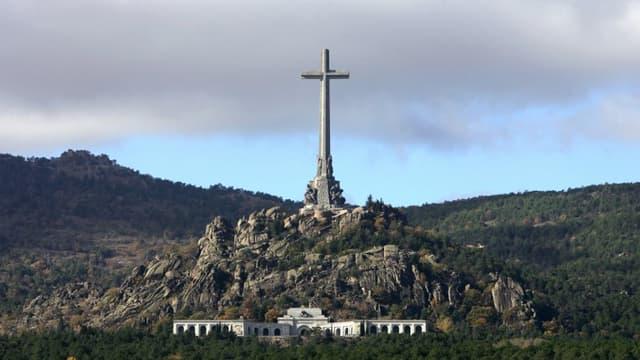 L'ancien dictateur espagnol repose actuellement dans un mausolée spectaculaire