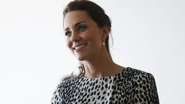 Kate Middleton à la galerie d'art Turner Contemporary, le 11 mars 2015