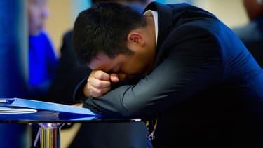 Moins d'une entreprise sur deux a réalisé un diagnostic des risques psychosociaux.