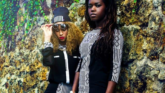 Les vêtements OWL Paris ont, selon leur créatrice, une coupe européenne et une touche africaine.