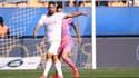Andy Delort lors de Troyes-Nice en Ligue 1