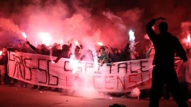 Plusieurs milliers de supporters historiques du PSG boycottent toujours les rencontres du club.