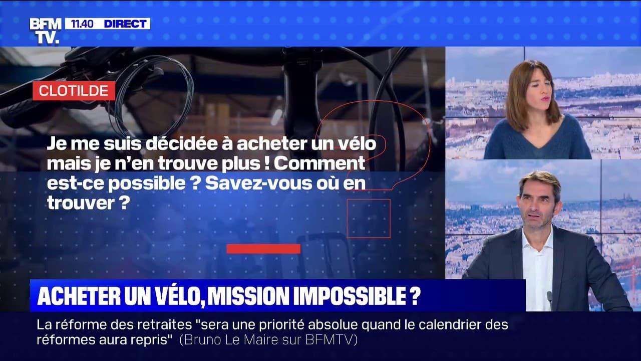 Acheter un vélo, mission impossible ? - BFMTV répond à vos questions
