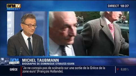 """BFM Story: Fin du procès du Carlton de Lille: Dominique Strauss-Kahn a expliqué avoir """"eu le sentiment d'être écouté"""" - 20/02"""