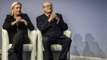Jean-Marie Le Pen a été suspendu du Front national après des propos polémiques.