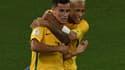Coutinho et Neymar