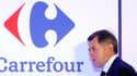 Georges Plassat entend redresser la barre en France, où ses hypers ne cessent de perdre des parts de marché