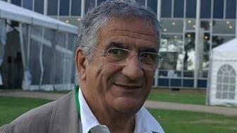 Xavier Emmanuelli, fondateur du Samu social