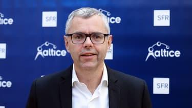 """""""La meilleure technologie et la plus complémentaire était celle de Sigfox"""", a assuré Michel Combes, directeur des opérations d'Altice."""