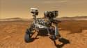 Perseverence, le nouveau rover de la NASA