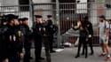 Les forces de l'ordre ont évacué la faculté parisienne ce vendredi matin