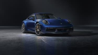 La marque allemande vient de dévoiler la 8e génération de sa mythique 911.