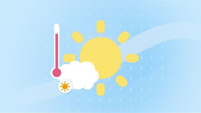 Les températures s'annoncent très élevées à Lyon cette semaine.