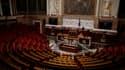 L'hémicycle de l'Assemblée nationale (image d'illustration)