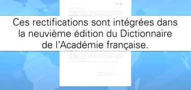 """Orthographe: Vallaud-Belkacem dit son """"étonnement"""" à l'Académie française"""