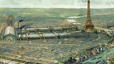 Paris n'a pas organisé l'Exposition Universelle depuis 1900