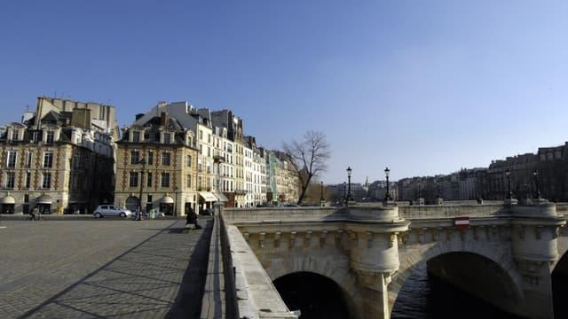 Les prix de l'immobilier dans les rues les plus chères de Paris.