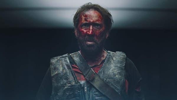 """Mandy"", avec Nicolas Cage."