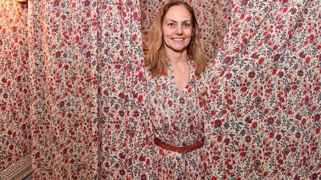 Gabriella Cortese a créé Antik Batik en 1992.