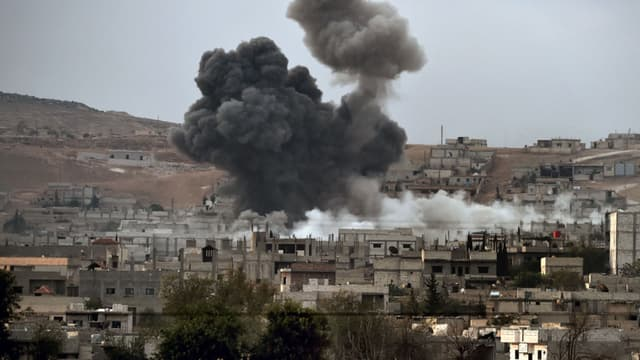 En Syrie, 26 miliciens pro-régime tués lors d'une offensive anti-EI près de Palmyre - Lundi 21 mars 2016