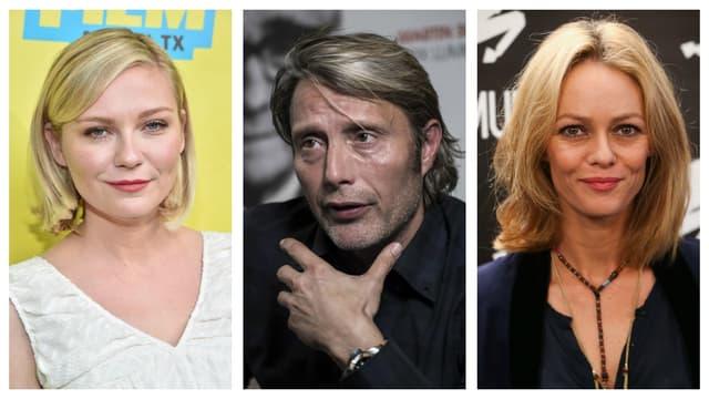 Kirsten Dunst, Mads Mikkelsen et Vanessa Paradis seront tous trois membres du jury cannois cette année.