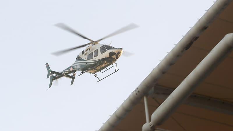 Courchevel: deux morts et trois blessés dans un crash d'hélicoptère