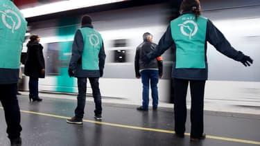 Chute du bénéfice de la RATP en 2016.