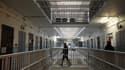 L'intérieur de la prison des Baumettes, en mars 2013. (photo d'illustration)