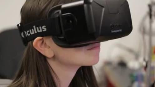 Oculus a été lancé grâce au financement participatif Kickstarter.