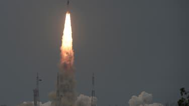 La sonde indienne Chandrayaan-2.