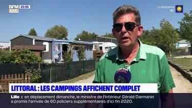 Littoral: les campings affichent complet malgré le Covid-19