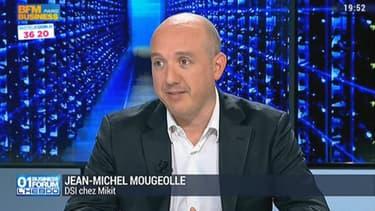 La société Mikit, fondée en 1983, et représentée par son DSI Jean-Michel Mougeolle a choisi de faire appel à l'hébergement à distance.