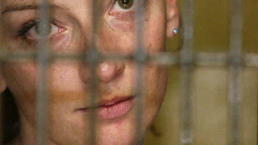 Florence Cassez, détenue au Mexique depuis 2005.