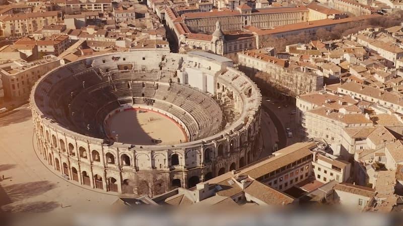 Quand le Colisée est remplacé par les arènes de Nîmes