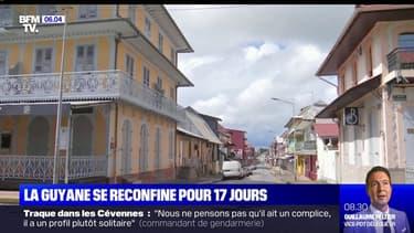 Covid-19: la Guyane se reconfine pour 17 jours