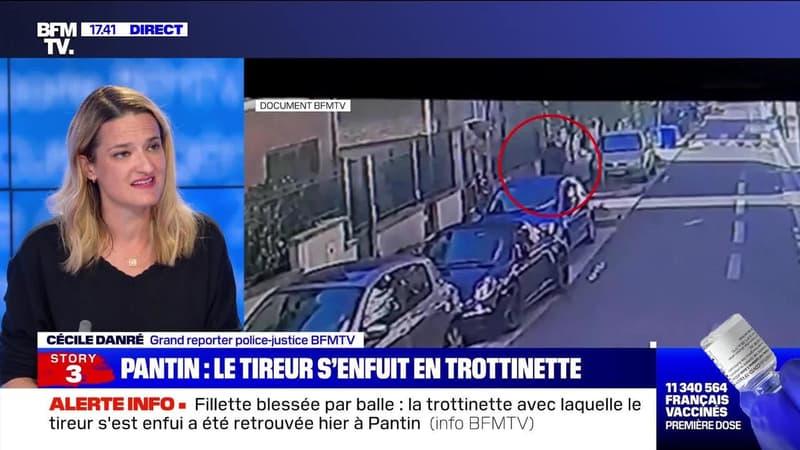 Story 3 : Pantin, le tireur s'enfuit en trottinette - 14/04