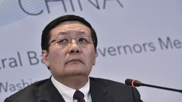 Lou Jiwei, le ministre des Finances chinois.