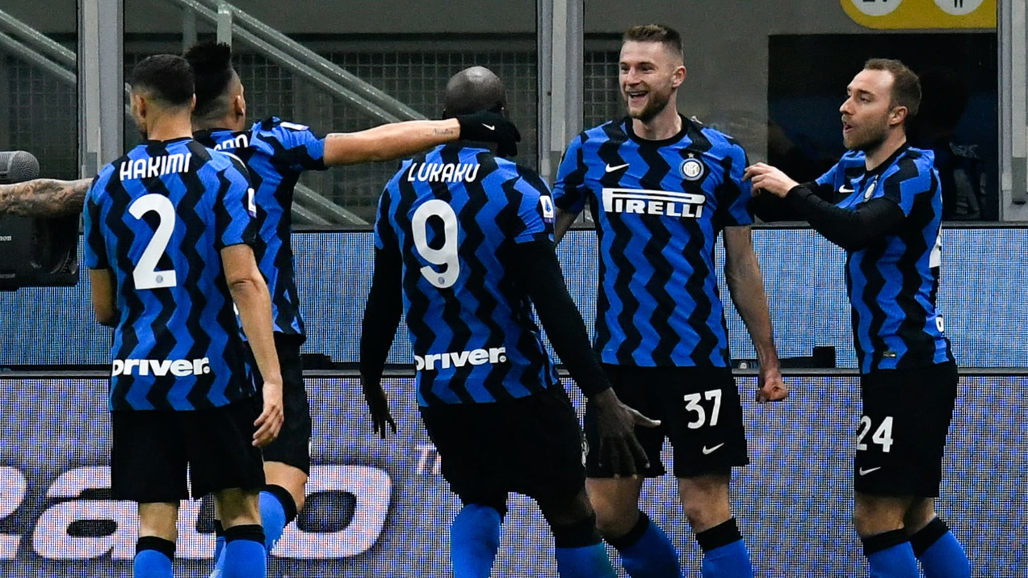 Inter Milan unveil patchwork jersey with new logo - World Today News