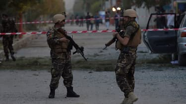 Au moins 22 policiers ont été tués dans une embuscade des talibans. Image d'illustration.