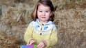 La petite Charlotte va fêter ses deux ans le 2 mai 2017