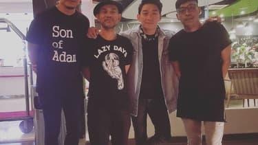 Le groupe indonésien Seventeen